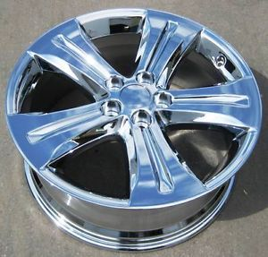 "4 19"" Factory Toyota Highlander Chrome Wheels Rims Venza RX330 RX350 RX300 69536"