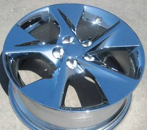 "Exchange Your Stock 4 New 2012 18"" Factory Toyota Camry Chrome Wheels Rims"