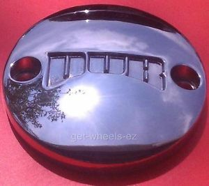 "Center Cap for Dub Trump Spinners Floaters Chrome MHT Wheels 18"" 20"""
