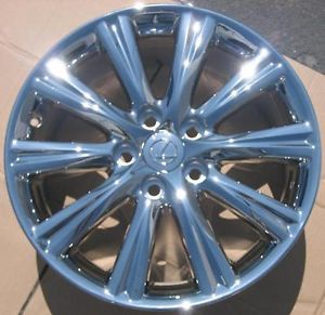 "Exchange Your Stock 4 Factory 17"" Lexus ES350 Chrome Wheels Rims 2007 2012"