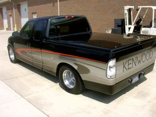 1997 Ford F 150 Kenwood Custom Extended Cab Pickup Truck 15 254 Miles 97 F150