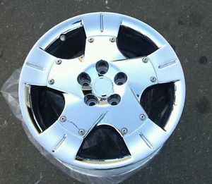 "Lexus SC430 18 inch Chrome Wheels Rims SC 430 18x8 18"" 74160 Set of 4"