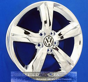 Volkswagen VW Passat Sonoma 17 inch Chrome Wheel Exchange Rims 17""