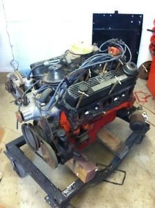 Mopar Dodge Plymouth 340 Motor Engine
