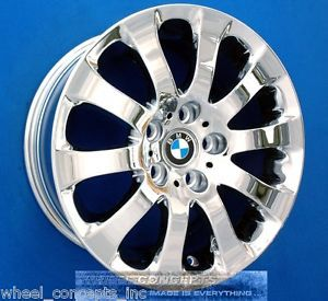 BMW 325i 328i 330i 335i 17 inch Chrome Wheel Exchange 325 328 330 I 17""