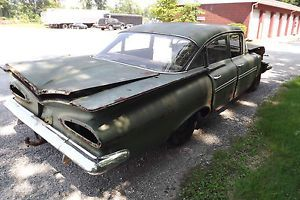 1959 Chevrolet Impala Parts Body Rolling and Steers