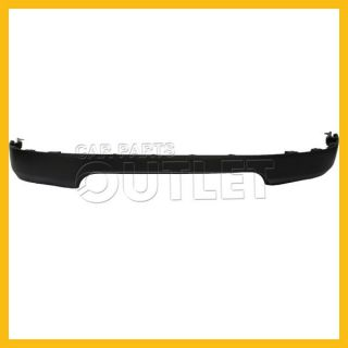 Ford F150 Front Bumper Upper Cover Assembly Replacement New Primed Molding Hole
