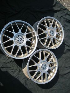 "VW Factory ""BBs"" Alloy Wheels 18 x 7 5"