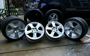 Factory BBs Porsche 997 Turbo Wheels and Tires