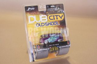 Jada Dub City Kustoms Taco Truck Food Truck 1 64 New MB7