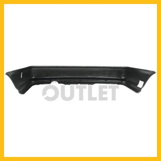 1996 1998 Honda Civic Rear Bumper Cover 97 Coupe Sedan 2dr 4DR New Replacement
