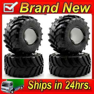 "Pro Line 1074 00 2 2"" Masher All Terrain Front Rear Tires 4 1 10 Truck"