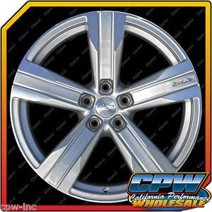 "20"" inch Custom Wheels Rims for Chevy Chevrolet Camaro SS ZL1 Style Staggered"