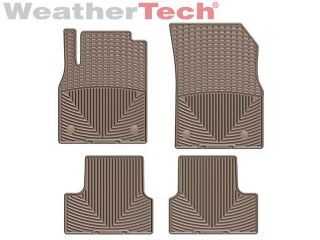 Weathertech® All Weather Floor Mats Chevrolet Cruze 2011 2014 Tan
