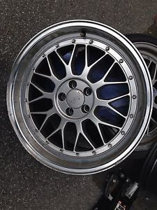 "Miro BBs LM Replica Wheels Rims 5x100 ET32 18"" 18x8 18x9 Staggared"