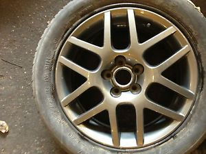 "VW Golf MK4 Bora Genuine BBs Montreal 2 16"" Alloy Wheel Breaking 1J0601025AN"