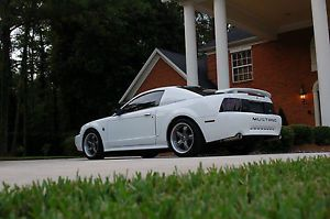 2004 Ford Mustang GT Coupe 2 Door 4 6L Custom Shelby Wheels