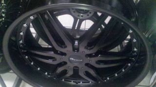 "22"" Giovanna Calisix Wheels Tires Gianelle Koko Forgiato Lexani Dub asanti 20"