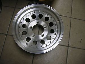 American Racing Alloy Wheel AR 61 62 16x7 Single Wheel