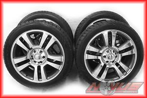 "22"" Ford F150 Pickup Harley Davidson Expedition Wheels Pirelli Tires 20"