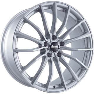 16x7 Silver Advanti Racing Lupo Wheels 5x100 42 Volkswagen Beetle Jetta Golf