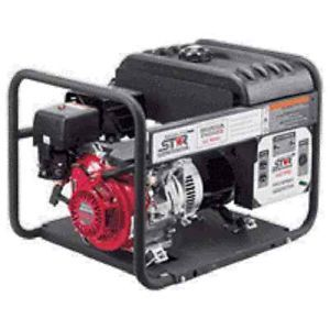 New Northstar 5500 Watt Portable Generator with 9 HP Honda Gasoline Engine