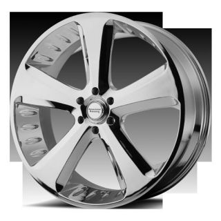 "20"" Wheels Rims American Racing Hot Rod Circuit Chrome Dakota Raider Sportage"