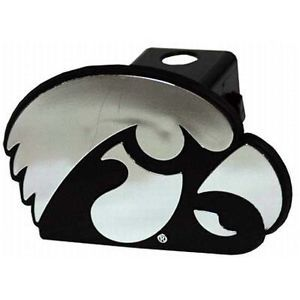 Details about Iowa Hawkeyes Trailer Hitch Cover (NEW) Truck Cap