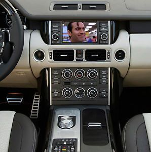 Range Rover HSE Supercharged L322 2010 2012 Video in Motion TV Free Lockpick