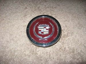 1988 1992 Cadillac DeVille Seville Fleetwood Wire Wheel Center Cap Original
