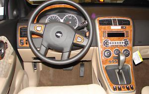 Volvo S70 98 00 Interior Wood Pattern Dash Kit Trim Dashboard Parts