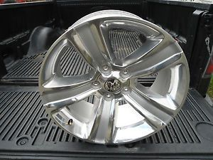 "2013 20"" Dodge RAM 1500 Wheel"