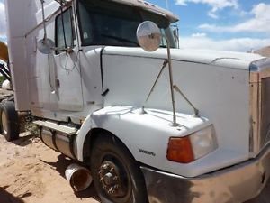 1996 Volvo Semi Truck Sleeper Parts Repair Stock 1383