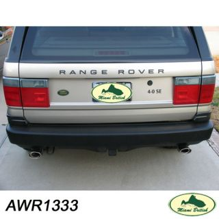Land Rover Range P38 4 0 SE Tail Gate Decal Sticker Emblem Badge AWR1333PUK