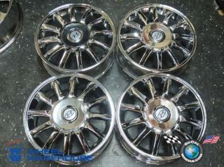 Four 04 05 Hyundai XG Factory 16 Wheels Rims 70709 New Chrome Outright Sale