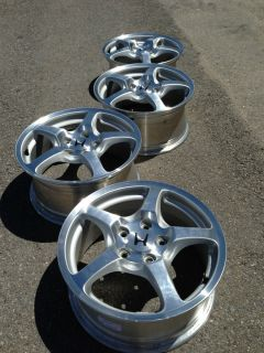 4 Honda S2000 JDM Acura Factory 16 Wheels Rims Caps 5x114 Machined