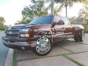 24 Dually Kenworth Alcoa Wheels Semi Ford Dodge Chevy Rims
