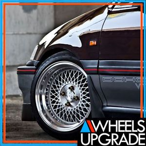 "16"" Scion XB Klutch SL1 Silver Wheels Rims"