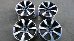 "19"" Acura ZDX 2010 2011 2012 Factory Rim Wheels Rims Set Take Offs"