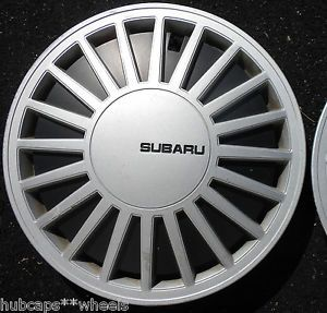 Subaru Loyale XT 1989 1990 1994 Factory Original Wheel Cover Hubcap 60514