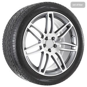 "20"" inch Audi Q5 Q7 Rims Wheels and Tires Package"
