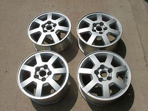 Cadillac cts Wheels Rims 16 x 7 04 07 Set of Four