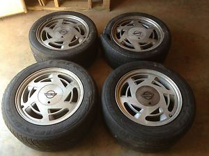 1989 Chevrolet Corvette Wheels Rims Center Caps Stock