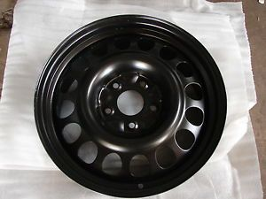 "New 18"" Dodge Durango 5 Lug Steel Wheels Rims 2011 2013"