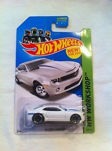 2012 Hot Wheels COPO Camaro