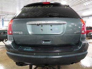 2007 Chrysler Pacifica Spare Tire Wheel Carrier 2400720