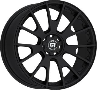 Honda Accord 18 Rims Black