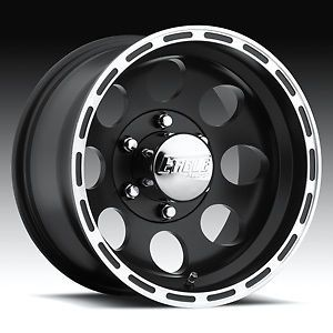 "CPP Eagle 185 Wheels Rims 15x8"" Fits Ford F150 Bronco Jeep CJ CJ5 CJ7"