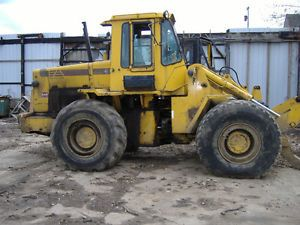 Parting Out Fiat Allis Fr 15 Fr 15B Wheel Loaders
