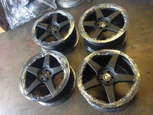 New 19x9 Forgestar CF5 Rotary Forged Wheels Rims Subaru BRZ Scion FRS